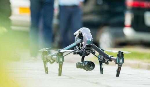 imageAlt>                                                                         </a>                                                                                                 <h2>Drone Major Chief Executive Robert Garbett Is Featured In The Daily Telegraph Discussing New Drone Applications</h2>                                 <h5>As Covered in The Daily Telegraph.  &quot;The huge rise in patents reveal...</h5>                                 <a class=