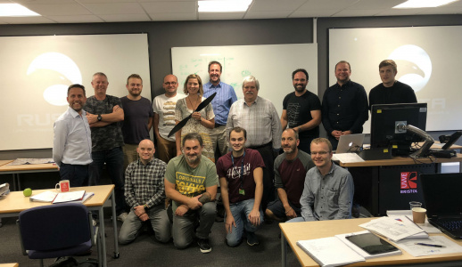 imageAlt>                                                                         </a>                                                                                                 <h2>Drone Training Professionals Share Expertise At University Lectures</h2>                                 <h5>The sky is the limit for lecturers at Bristol&rsquo;s University of West En...</h5>                                 <a class=
