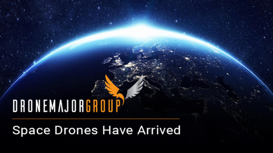 space drones with zero gravity introduced by JAXA of Japan