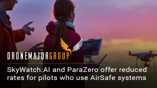 20%-25% off SafeAir systems for DJI Mavic and DJI Phantom series