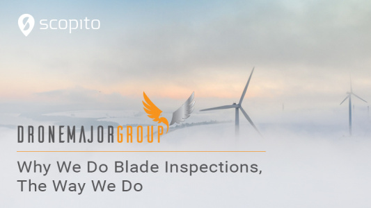 Why we do blade inspections, the way we do blade inspections