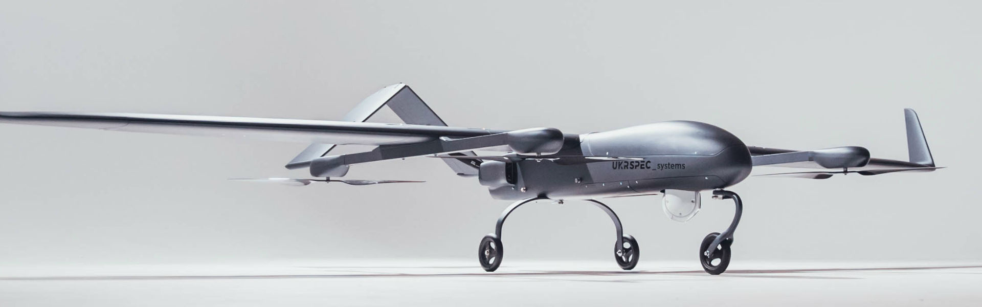 The PD-1 fixed-wing drone has been upgraded to a comple    | Drone Major