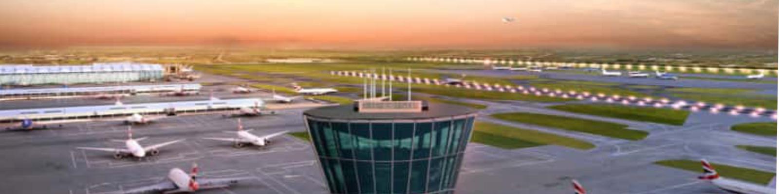 Robert Garbett's Take on Air Drone's Latest Run-in: Heathrow Airport