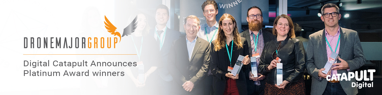 Digital Catapult announces Platinum Award winners