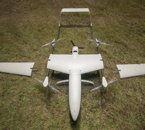 ALTI UAV VTOL - Transition