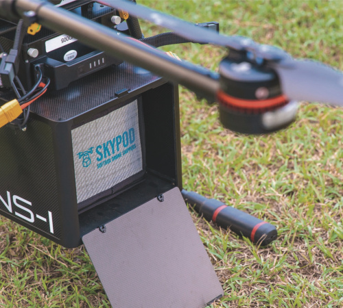 Protected By Paua Technology-Drone Major