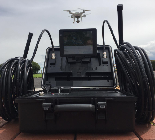 Airvis Ltd - Counter Drone/ Surveillance and Privacy Issues