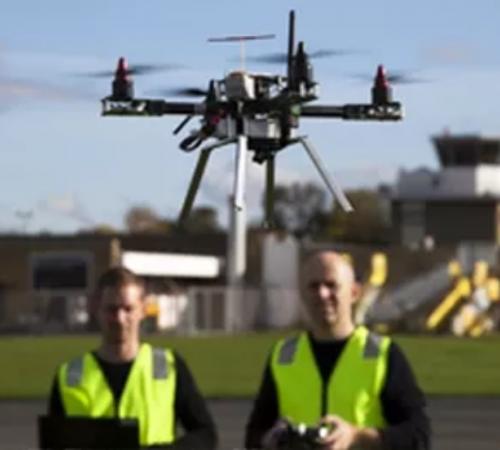 UAV & SECURITY