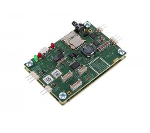 GPS/GLONASS - GNSS Receiver for UAV Applications