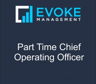 Part Time Chief Operating Officer