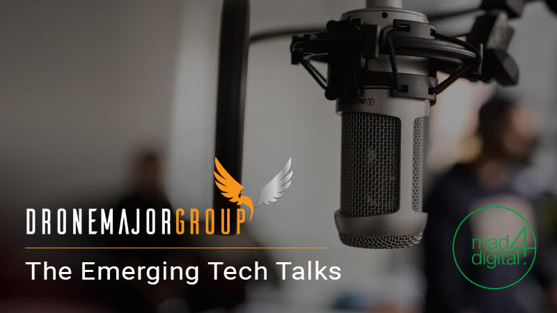 Emerging Tech Talks podcast with Mad4Digital Donovan Whyte